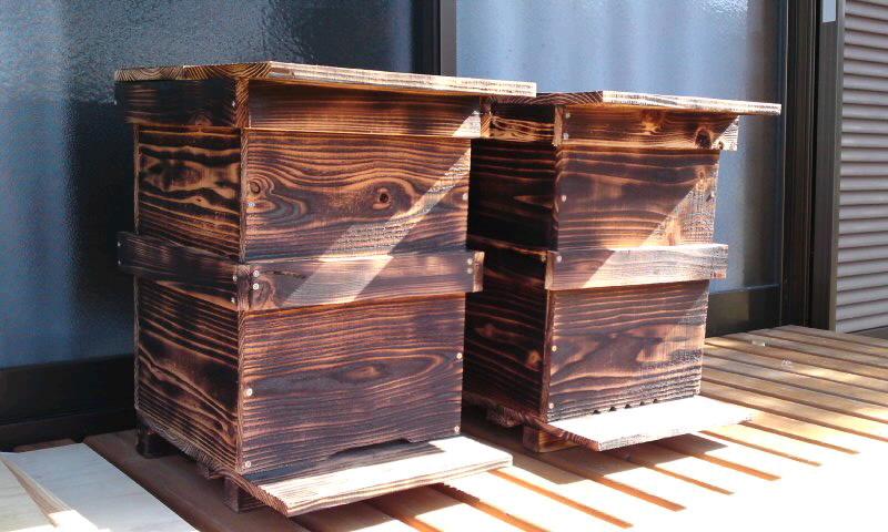 手作り巣箱